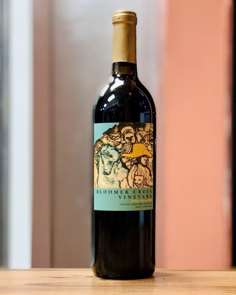 Bloomer Creek - White Horse Cab Franc/Merlot 2018 - #neighbors_wine_shop#
