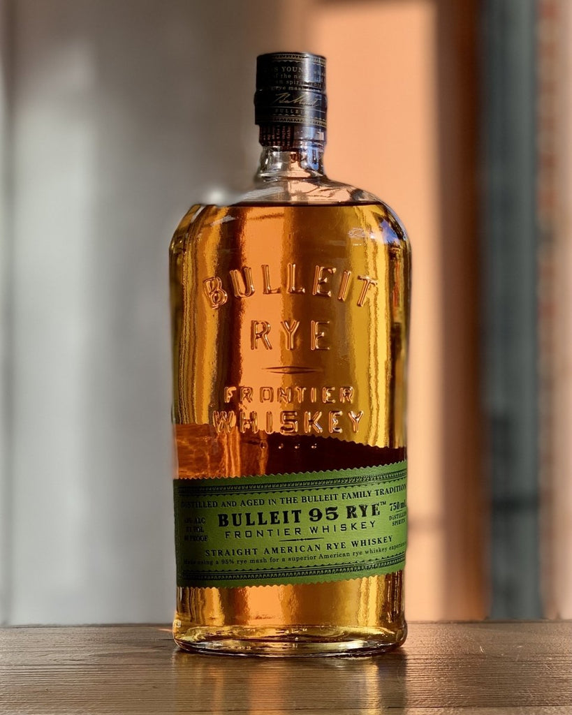 Bulleit Rye Mash Whiskey 750 ML - #neighbors_wine_shop#