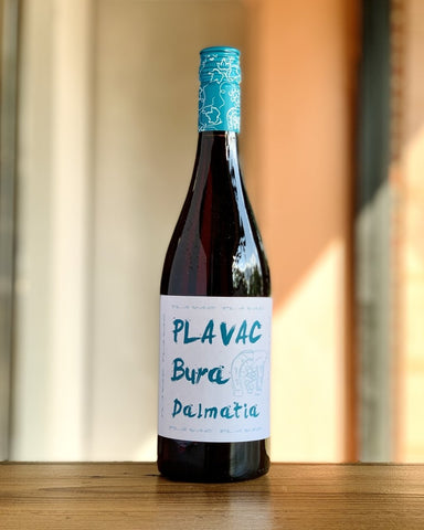 Bura - Plavac Fresh 2018 - #neighbors_wine_shop#
