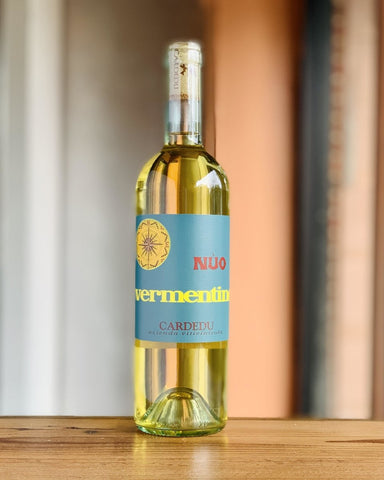 Cardedu - Nùo Vermentino di Sardegna 2018 - #neighbors_wine_shop#