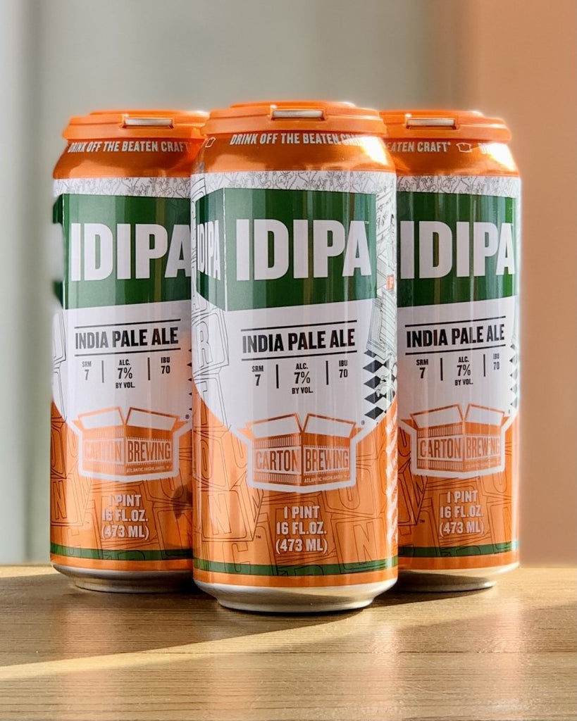 Carton IDIPA - 4 Pack, 16oz Cans - #neighbors_wine_shop#