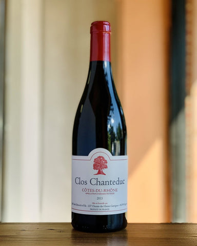 Clos Chanteduc - Cote du Rhone - #neighbors_wine_shop#