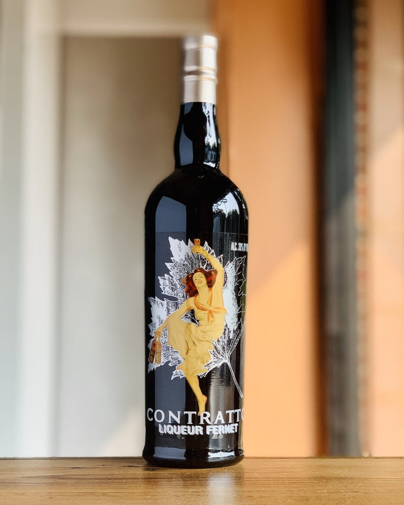 Contratto Liquore Fernet - #neighbors_wine_shop#