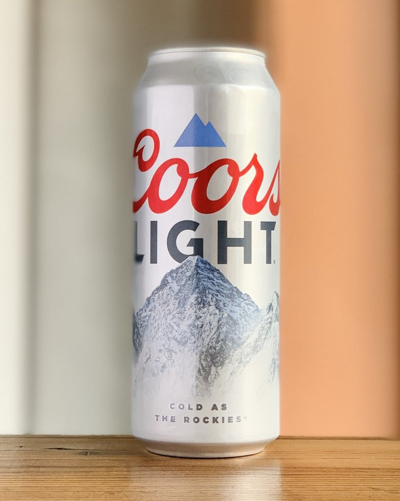 Coors Light - Single 24 oz Can - #neighbors_wine_shop#