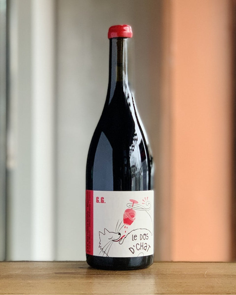 Domaine de Saint Pierre Le Dos d'Chat G.G. - Gamay 2019 - #neighbors_wine_shop#