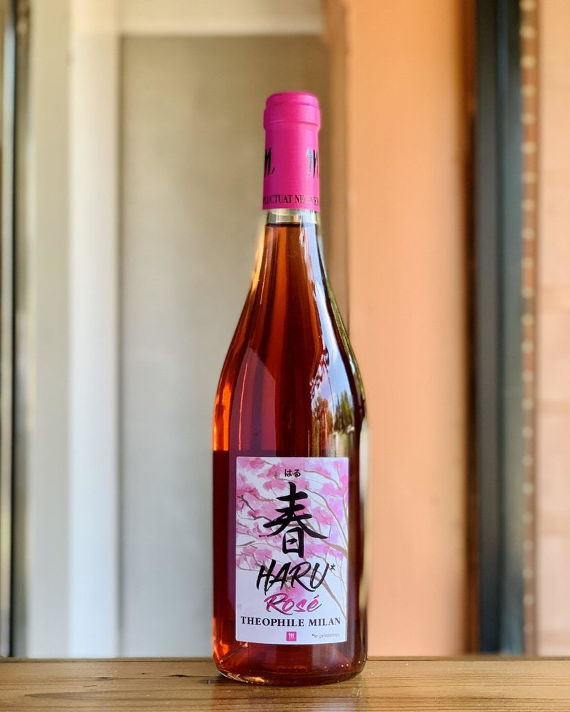 Domaine Henri Milan - Haru Rose 2019 - #neighbors_wine_shop#
