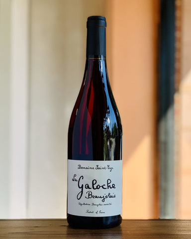Domaine Saint Cyr - La Galoche Rouge Beaujolais 2019 - #neighbors_wine_shop#