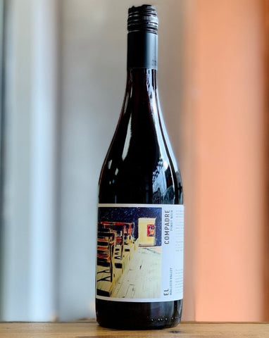 El Compadre - Pinot Noir Valle de Malleco 2018 - #neighbors_wine_shop#