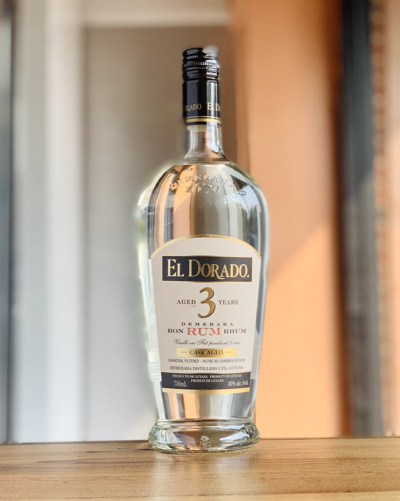 El Dorado Rum - 3 Year Old Cask Aged Demerara Rum - #neighbors_wine_shop#