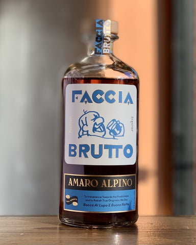 Faccia Brutto - Alpine Amaro - #neighbors_wine_shop#