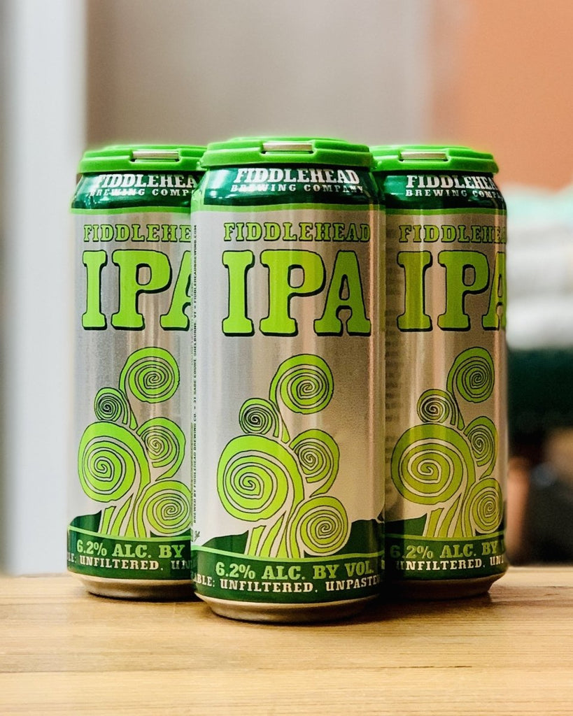 Fiddlehead Brewing IPA - 4 Pack, 16oz Cans - #neighbors_wine_shop#