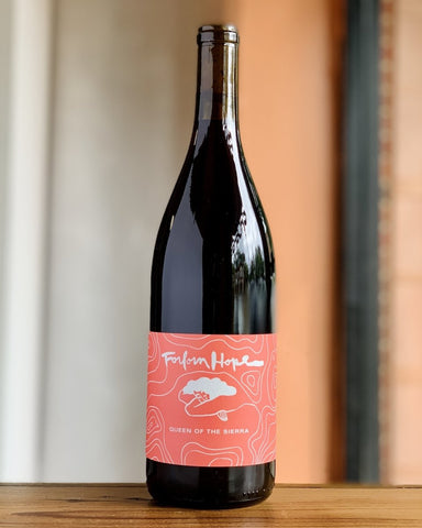 Forlorn Hope - Queen of the Sierra Estate Red 2017 - #neighbors_wine_shop#