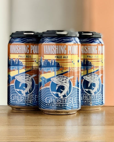 Ghostfish Brewing Co. Vanishing Point - 4 Pack, 16oz Cans - #neighbors_wine_shop#