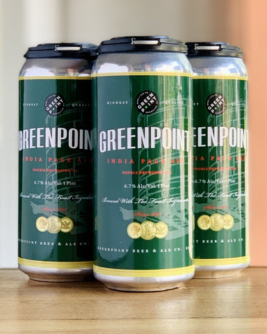 Greenpoint Beer & Ale Co. Lekker Pilsner - 4 Pack, 16oz Cans - #neighbors_wine_shop#