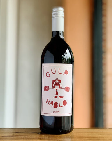 Gulp/Hablo- La Mancha Garnacha 2019 (1L) - #neighbors_wine_shop#