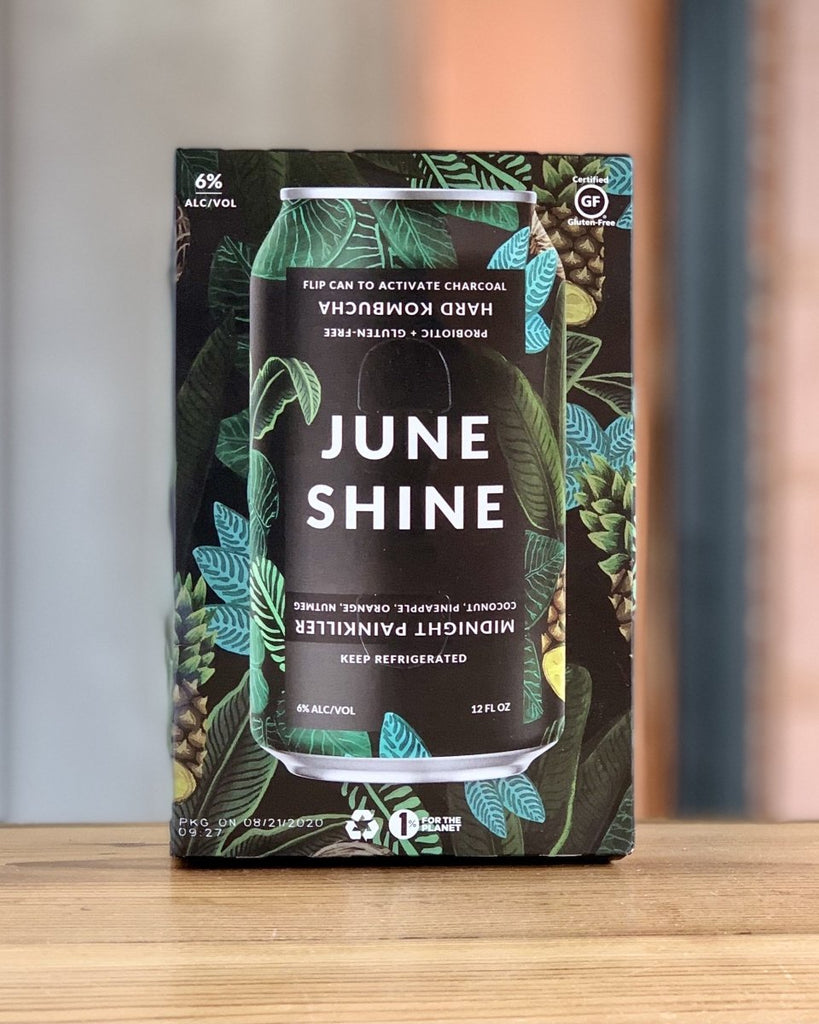 Juneshine Hard Midnight Painkiller - 6 Pack, 12oz Cans - #neighbors_wine_shop#