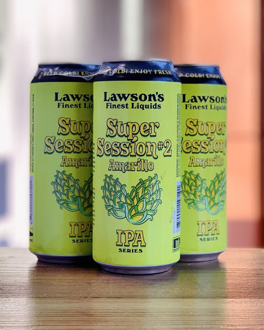Lawson's Super Session #2 IPA - 4 Pack, 16oz Cans - #neighbors_wine_shop#