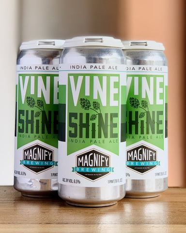 Magnify Vine Shine IPA - 4 Pack, 16 oz Cans - #neighbors_wine_shop#