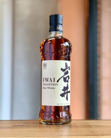 Mars Shinshu Distillery, Iwai Tradition Japanese Whisky - #neighbors_wine_shop#