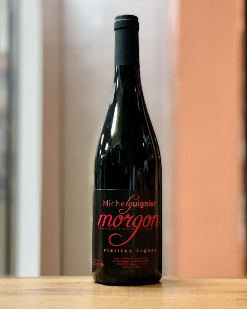 Michel Guignier - Morgon Vieilles Vignes 2019 - #neighbors_wine_shop#