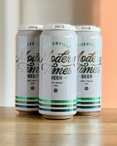 Modern Times Orderville - 4 Pack, 16oz Cans - #neighbors_wine_shop#