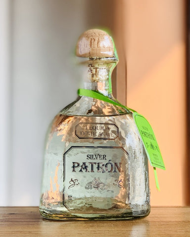 Patron Silver Tequila - #neighbors_wine_shop#