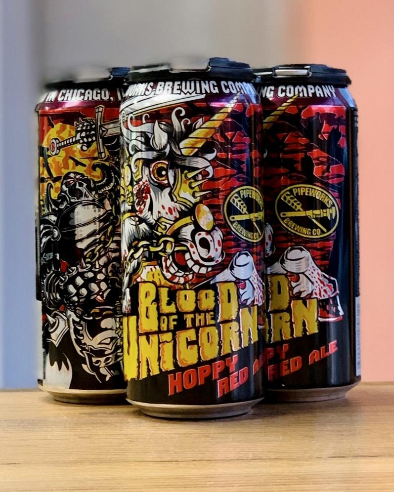 Pipeworks Brewing Company Blood of the Unicorn - 4 Pack, 16oz Cans - #neighbors_wine_shop#