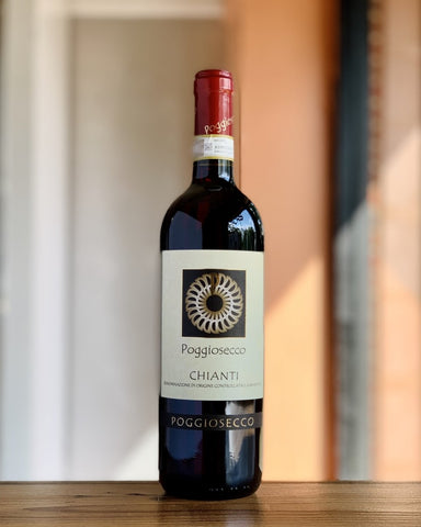Pogiosecco - Chianti 2018 - #neighbors_wine_shop#