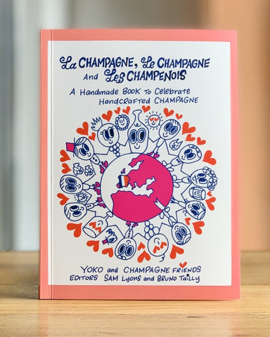 The Champagne Book! - #neighbors_wine_shop#