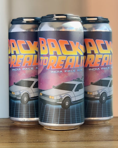 Three 3's Brewing Back to Reality IPA - 4 Pack, 16oz Cans - #neighbors_wine_shop#