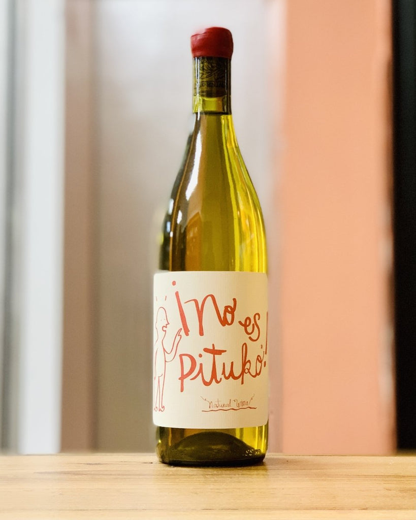 Viña Echeverría - No Es Pituko Chardonnay 2019 - #neighbors_wine_shop#