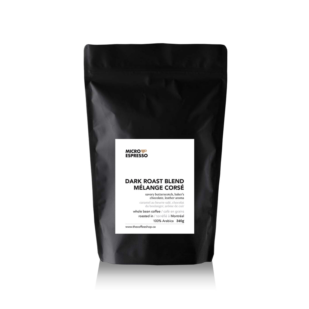 Mélange Dark Roast