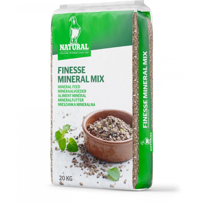 Natural Finesse Mineral Mix 20kg