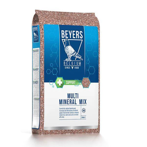 Beyers Multi Mineral Mix- 20kg