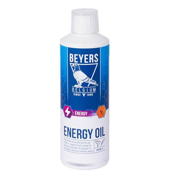 Beyers Energy Oil 400ml