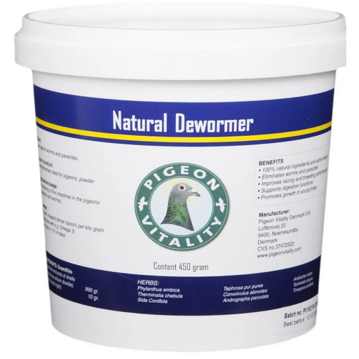 Natural Dewormer™- Pigeon Vitality