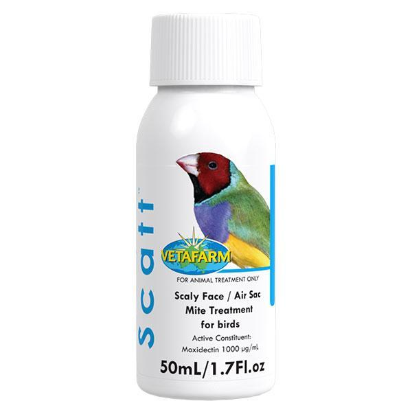 Vetafarm Scatt Liquid 50 ml - New York Bird Supply