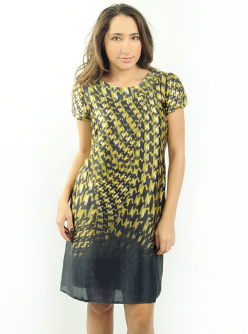 Penrose Jaquard Dress
