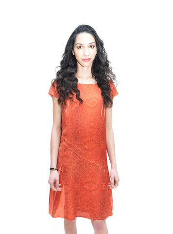 Saffron Nature Dress