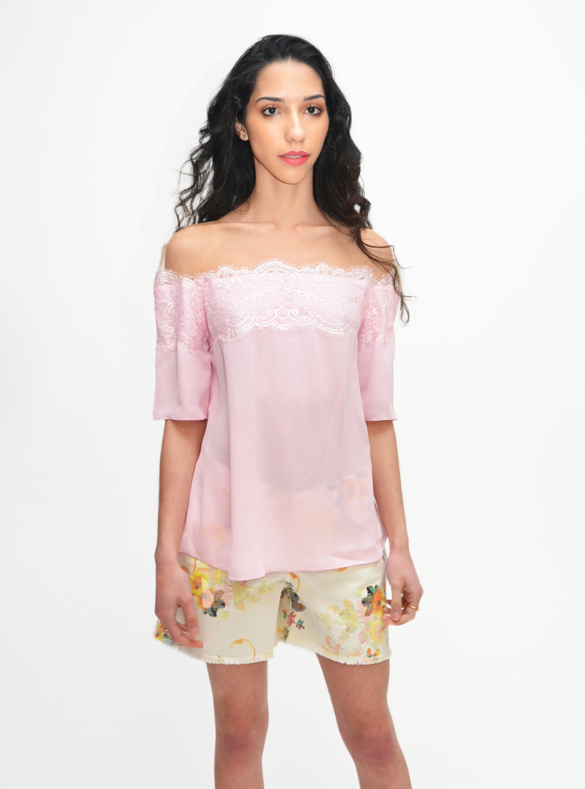 Maguari Sleeve Top