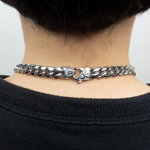 PE3245 18K Chain Gold/Silver 10mm×45/50cm