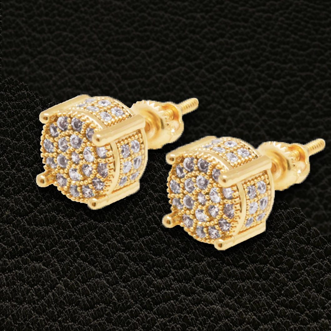 PE4001 Gold / Silver Pierce