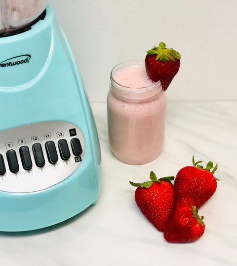 Classic Strawberry & Banana Smoothie