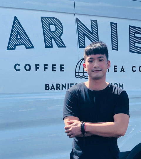 Meet Cold Brew Specialist, Kai Chang