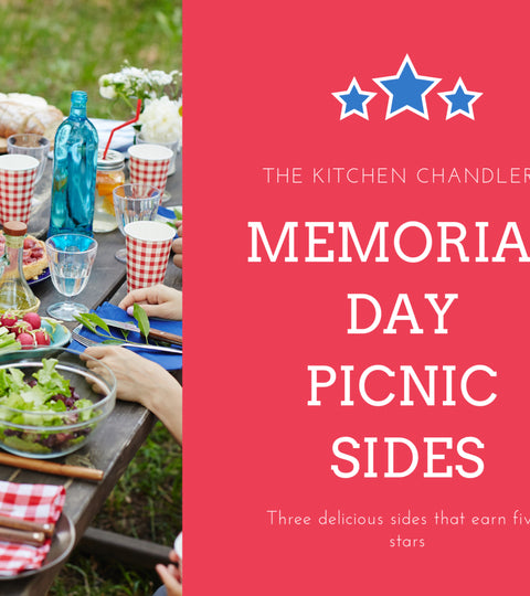 Memorial Day Weekend Recipes with @thekitchenchandler