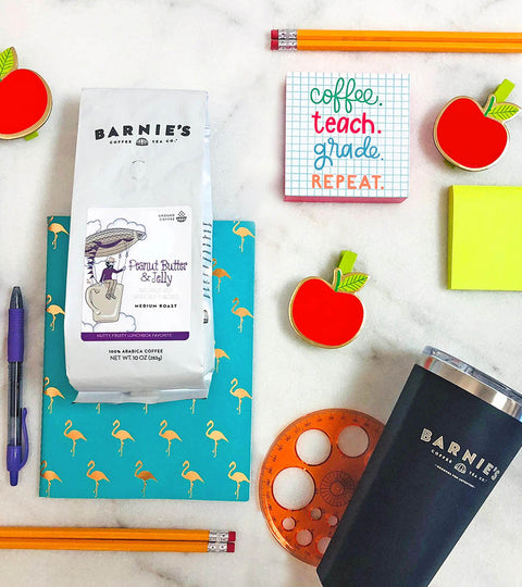 Barnie's Back-to-School Grown-Up Guide