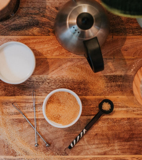How to Create the Perfect At-Home Coffee Bar
