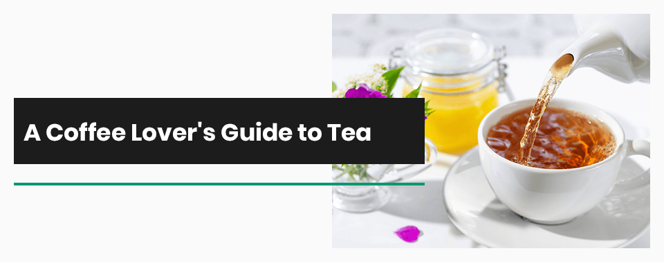 Coffee Lovers Guide to Tea