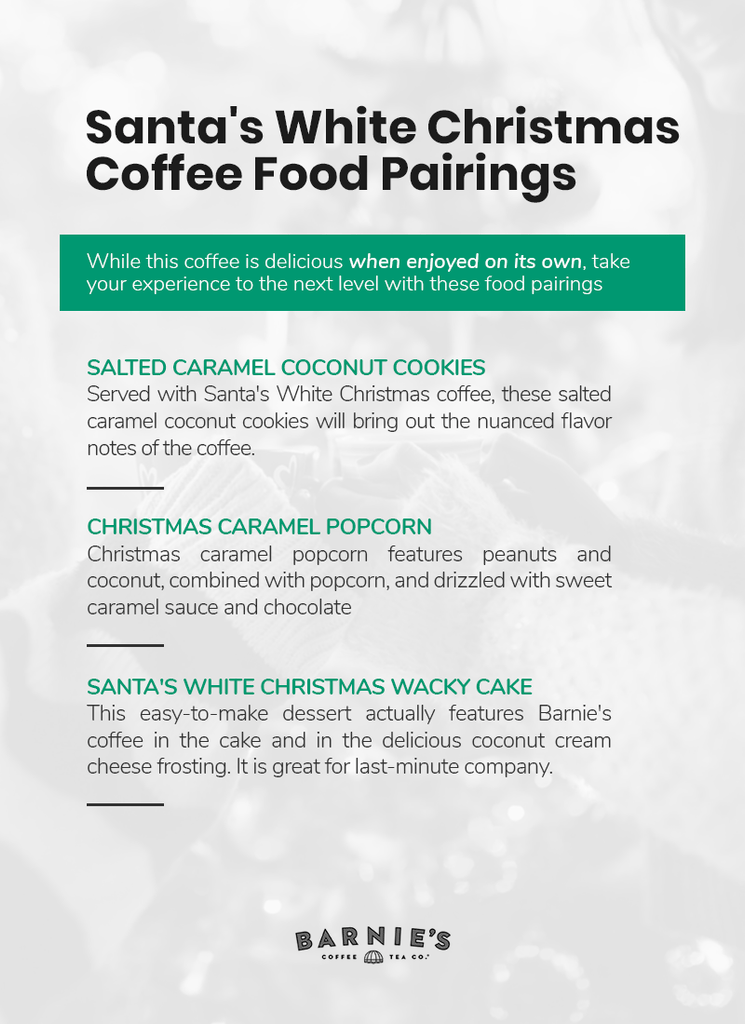 Coffee and Food Pairing