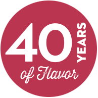40 years of flavor